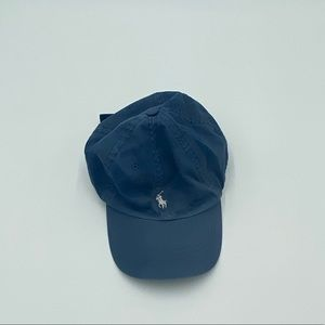 Navy Blue Polo ball cap